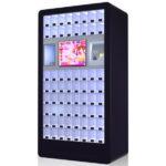 Explosive net lipstick machine(standard 65 grids)